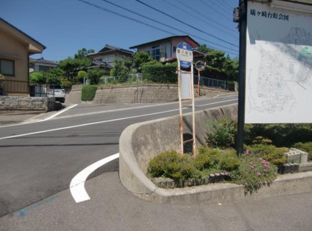 坂の多い地域のバス停(500mの徒歩移動は可能でしょうか。)
