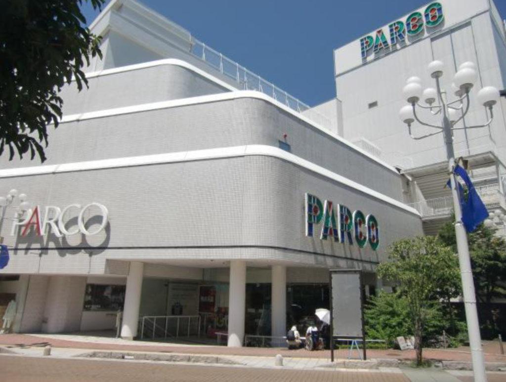 中心市街地活性化の要「松本パルコ」と市営駐車場「アイパーク伊勢町」